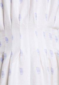 Club Monaco - SWING DRESS - Day dress - pale blue multi - 7