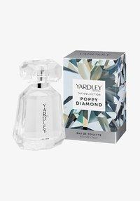 Yardley London - EAU DE TOILETTE POPPY DIAMOND 50 ML - Eau de Toilette - weiß - 0