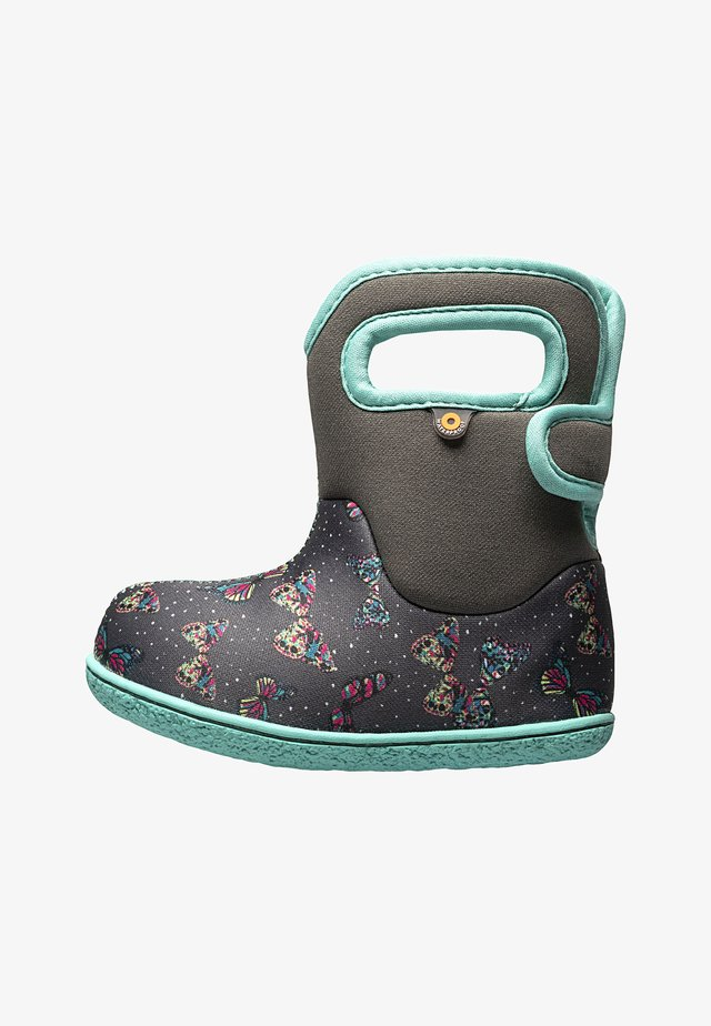 Snowboots  - dark gray multi