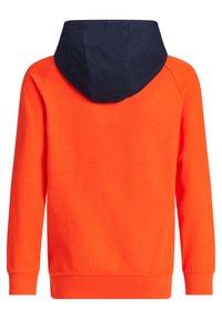 WE Fashion - Hoodie - red orange - 3