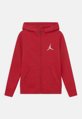 JUMPMAN FULL ZIP - Zip-up sweatshirt - gym red