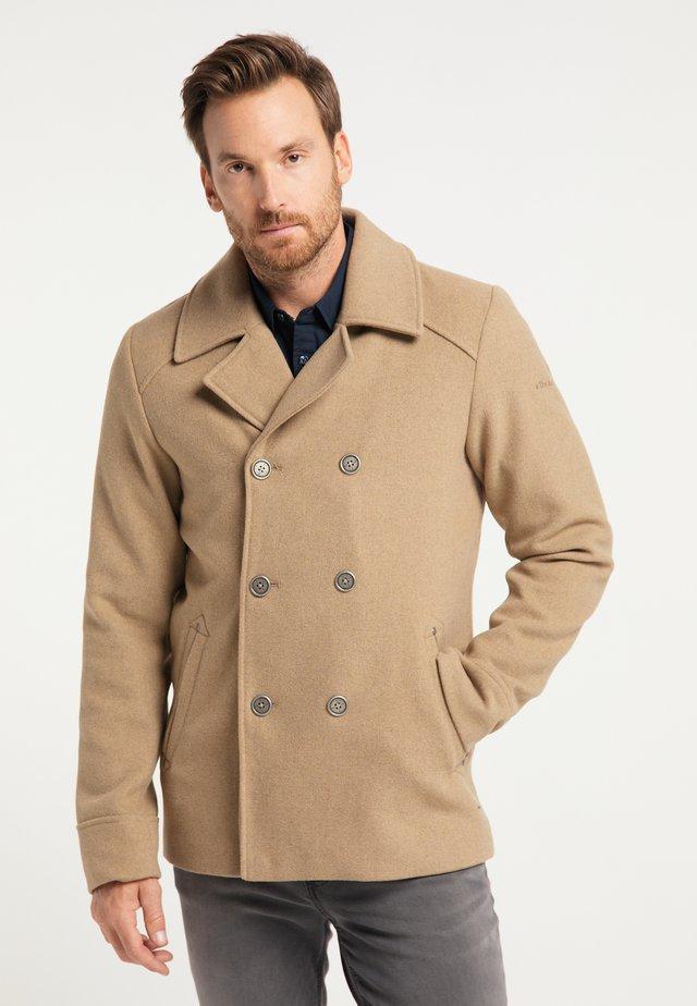 Summer jacket - beige melange