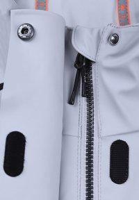 Dingy Rhythm Of The Rain - Waterproof jacket - stein - 5