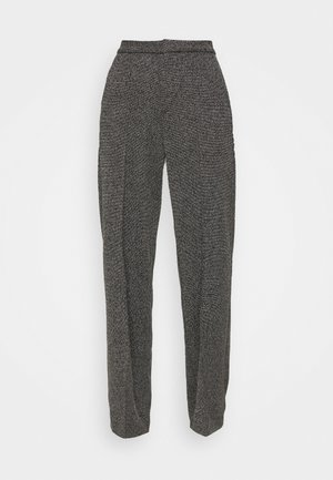 24HR WIDE LEG - Trousers - grey heather