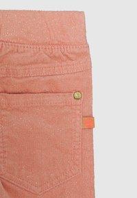 Lemon Beret - GIRLS PANTS - Kalhoty - pink glitter - 2