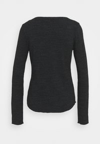 GAP - SNOW NEPP - Long sleeved top - true black - 1