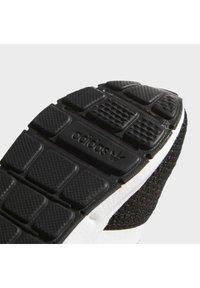adidas Originals - SWIFT RUN UNISEX - Trainers - core black/ftwr white/core black - 10