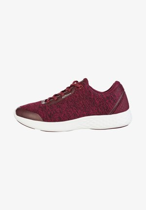 Sports shoes - tawny port