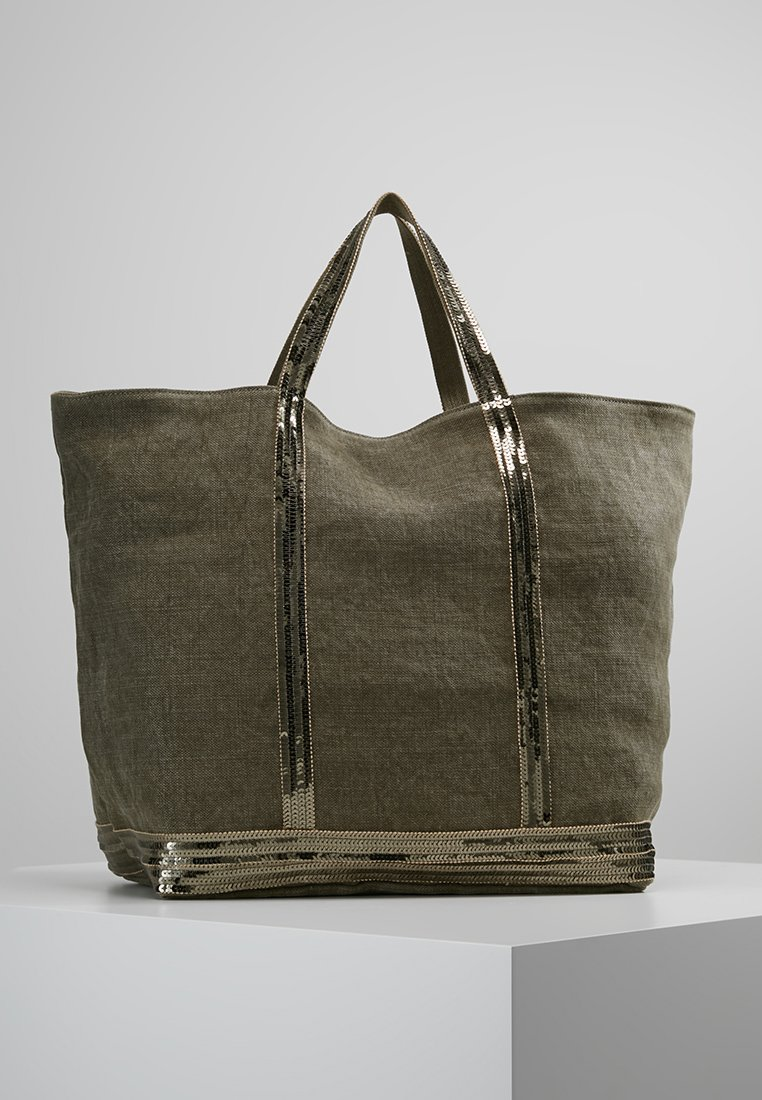 Vanessa Bruno - CABAS GRAND - Tote bag - kaki