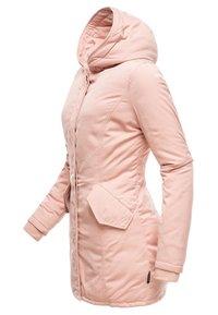Marikoo - KARMAA - Winter coat - pink - 3