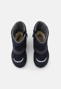 Superfit - GLACIER - Winter boots - blau/grau - 3
