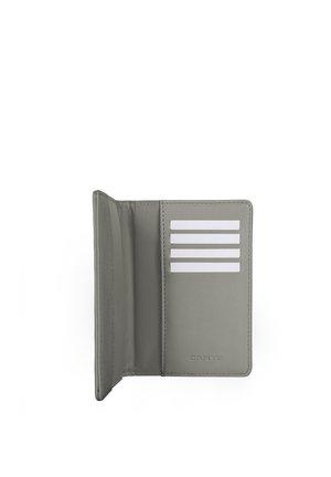 Business card holder - hellgrau