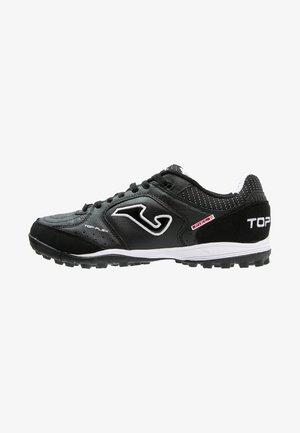 TOP FLEX TURF - Voetbalschoenen voor kunstgras - black