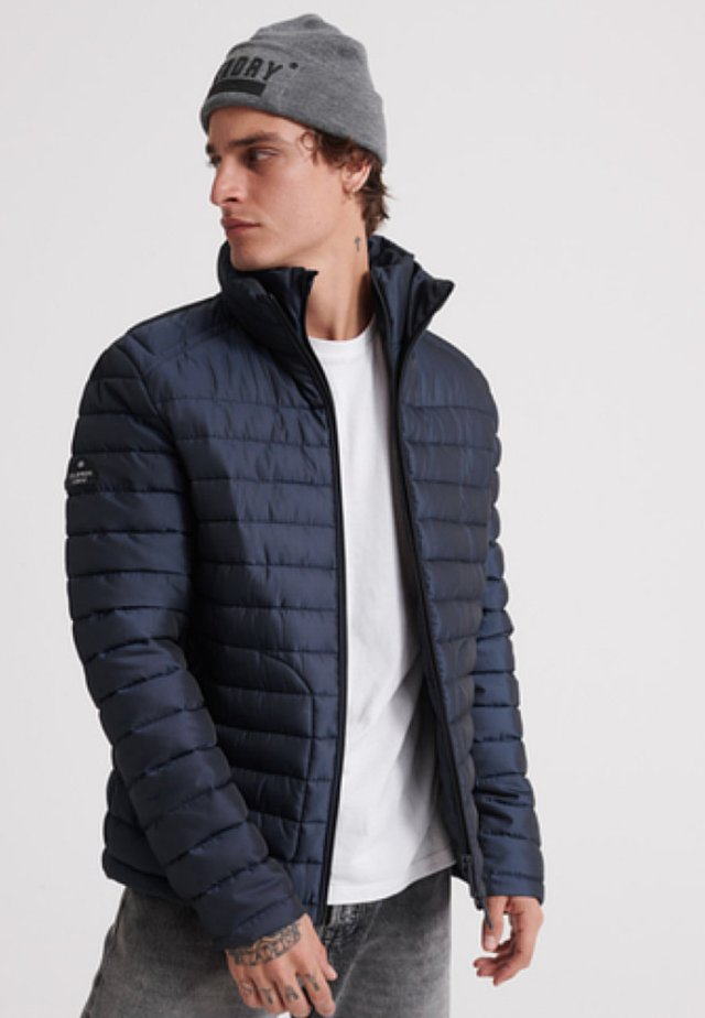FUJI - Winter jacket - deep navy blue