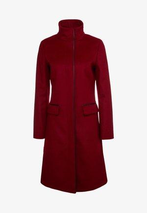 MIRANI - Classic coat - open red