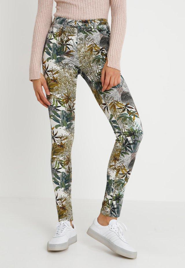 JENA - Trousers - multi-coloured