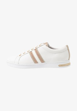 JAYSEN - Sneaker low - white/rose gold