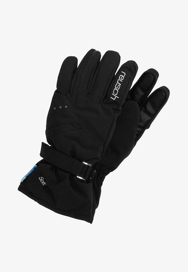 HANNAH R-TEX® XT - Gloves - black/silver
