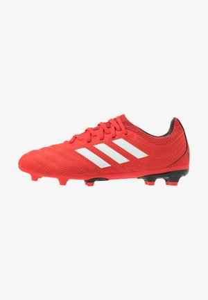 COPA 20.3 FG - Tekonurmikengät - active red/footwear white/core black