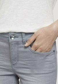 TOM TAILOR - ALEXA  - Jeans Skinny Fit - clean light stone grey denim - 5