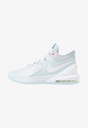 AIR MAX IMPACT - Basketball shoes - pure platinum/white/blue fury