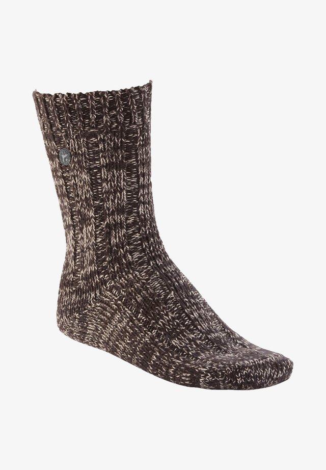 Socks - braun