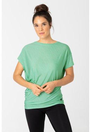 YOGA - Print T-shirt - mint
