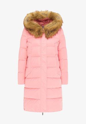 Cappotto invernale - rosa