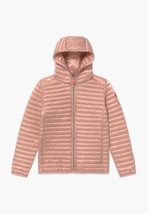 Lehká bunda - powder pink