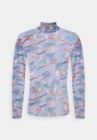 Vintage Supply - MUSHRROM UNISEX - T-shirt à manches longues - purple - 0