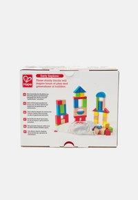 Hape - BUNTE BAUSTEINE UNISEX - Toy - multicolor - 4