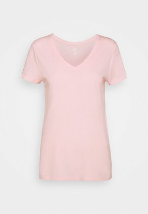 Basic T-shirt - light shell pink