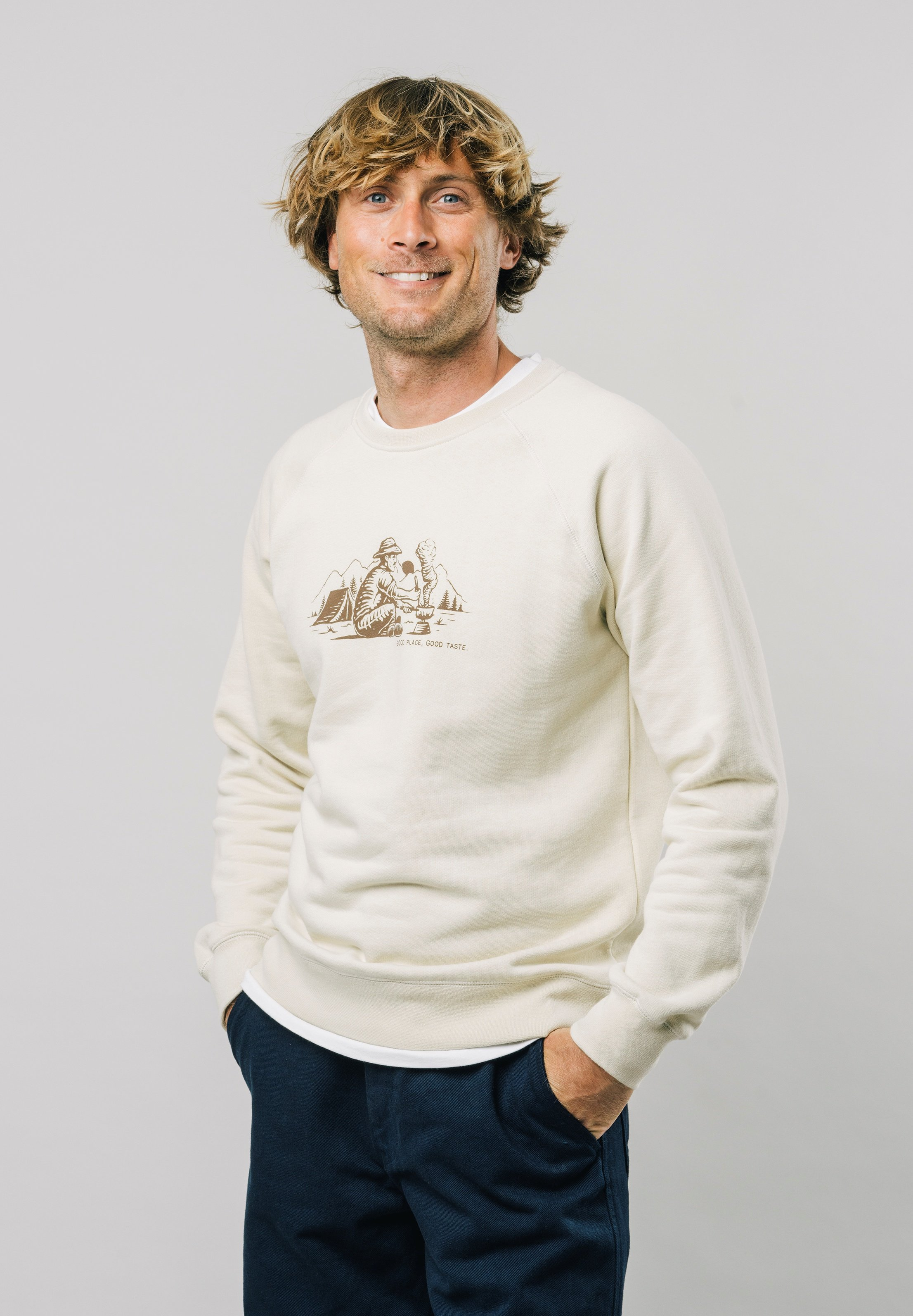 Homme GOOD TASTE - Sweatshirt