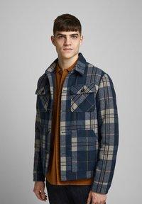 Jack & Jones - Summer jacket - navy blazer - 3