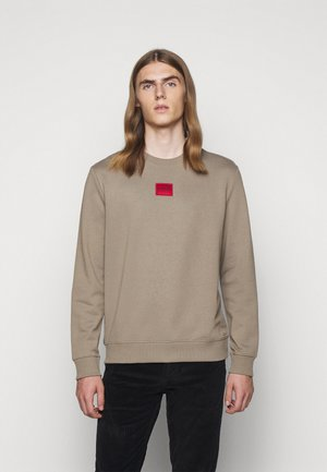 DIRAGOL - Sweatshirt - light pastel brown