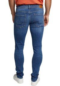 Esprit - Jeans slim fit - blue medium washed - 5