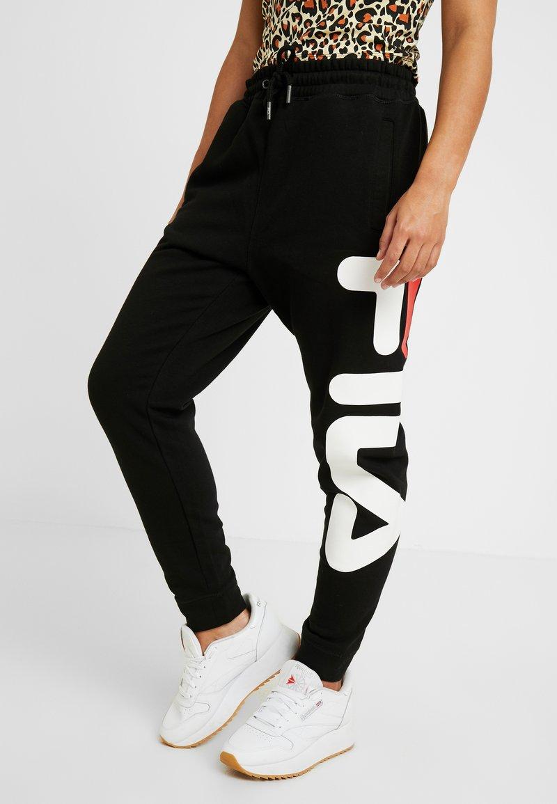 Fila Petite - PUREPANTS - Spodnie treningowe - black