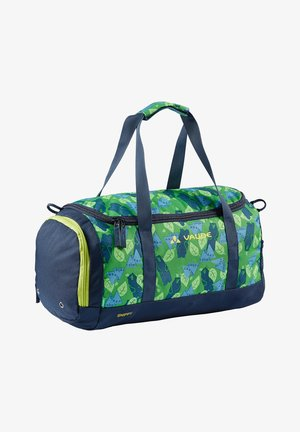 SNIPPY - Sports bag - parrot green/eclipse