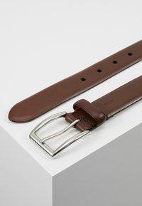 Polo Ralph Lauren - SADDLE BELT  - Pásek - brown - 2