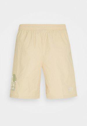 WOVEN UNISEX - Shorts - hazy beige