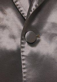 Martin Asbjørn - PARKER TUXEDO - Blazer jacket - smoky quartz - 2