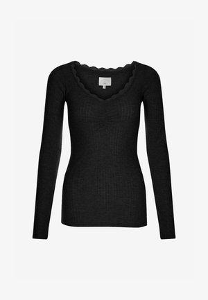 THERMOGEN - Undershirt - black