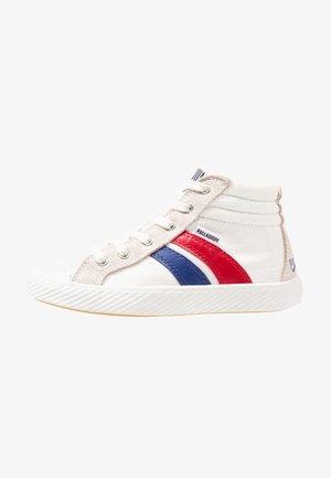 Sneakersy wysokie - star white