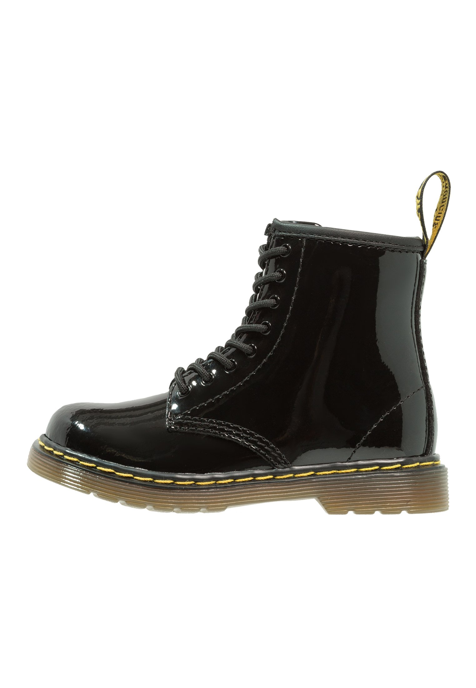 Kids 1460 PATENT I - Lace-up ankle boots