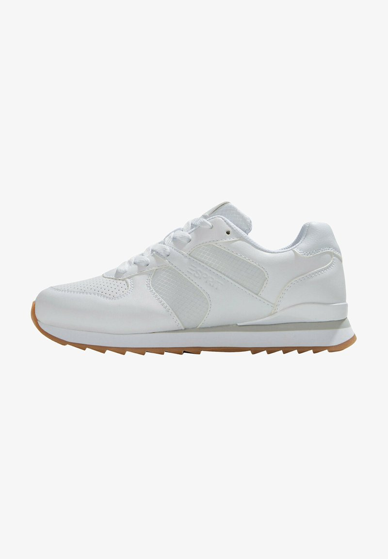 Esprit - Sneakers laag - white