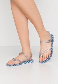 Ipanema - FASHION  - Pool shoes - blue/silver - 0