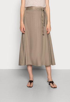 BODINA SKIRT - A-line skirt - brindle