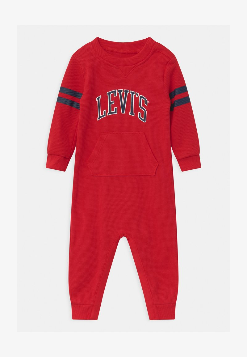 Levi's® - COLLEGIATE COVERALL UNISEX - Overal - super red