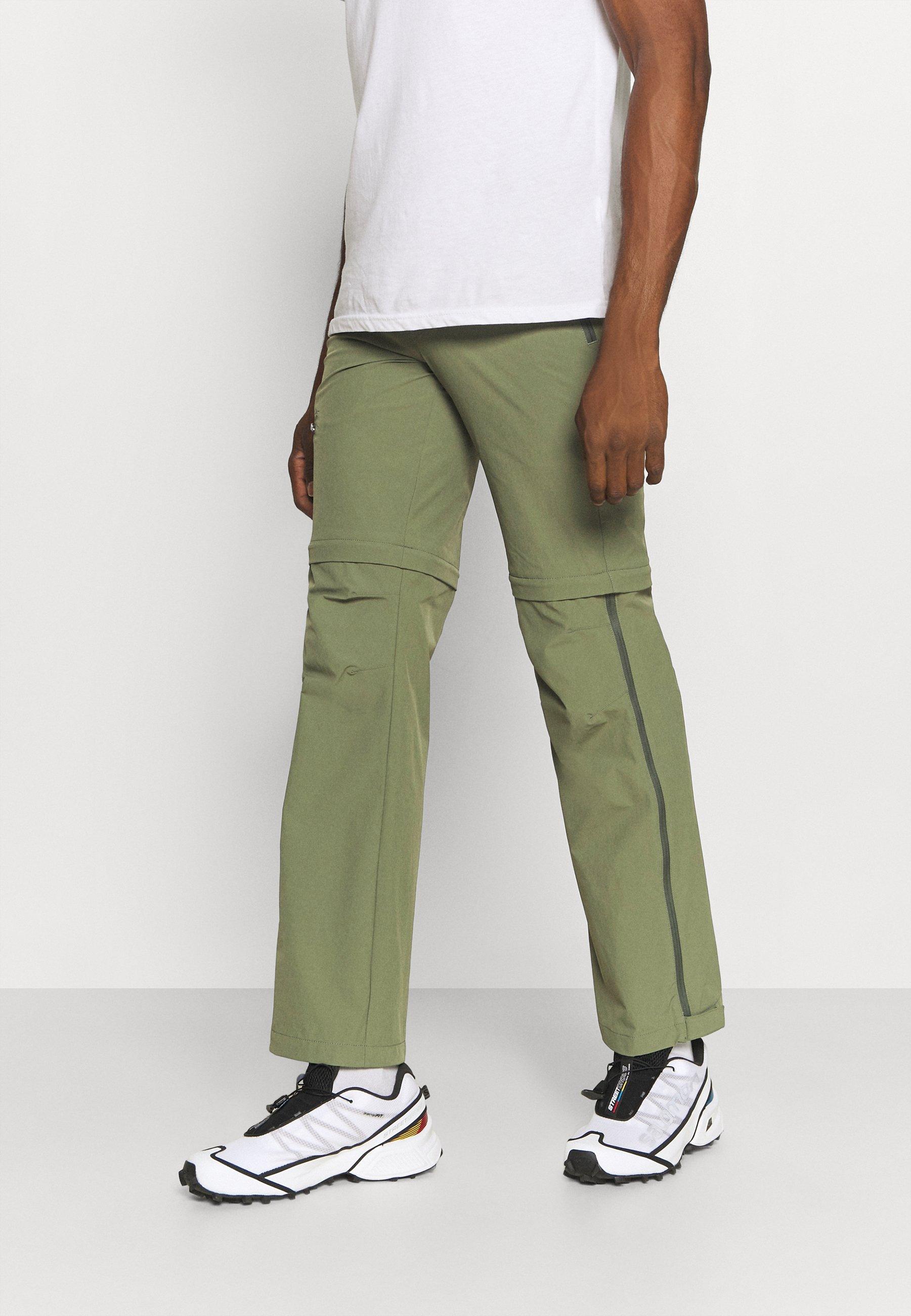 Homme FARLEY T ZIP PANTS - Pantalons outdoor