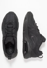 Nike Sportswear - AIR MAX 200 - Sneakers laag - black - 5